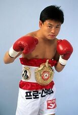 Myung Yuh 8X10 Photo Boxing Picture