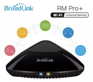 Broadlink RM Pro + Universal Smart Home Automation WiFi IR RF Intelligent New