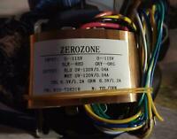 R20-TS6318 30VA copper R-core transformer  120V +120V +6.3V +6.3V      L22-27