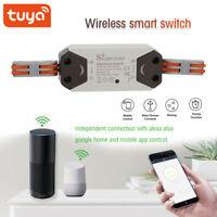 Tuya Smart WiFi Wireless Switch Module Monitor for iOS Android APP Ctrl IFTTT
