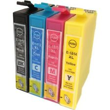 18XL Multipack Ink Cartridges For Epson Expression Home XP-312 Non OEM 18 Daisy