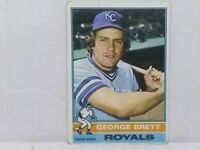 1976 Topps #19 George Brett Kansas City Royals Baseball Card