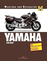 YAMAHA FJR 1300 REPARATURANLEITUNG Reparaturbuch Reparatur-Handbuch Wartung Buch