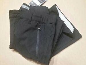 "NWT Craghoppers Mens Kiwi Pro Active Stretch Trousers Black Size 38"" Short"
