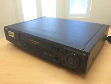 Sony SLV-SE80 Grabadora de cassette de video VHS Motor Inteligente Negro Probado Funcionando