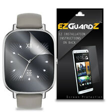 1X EZguardz LCD Screen Protector Shield HD 1X For Asus ZenWatch 2 45mm (Clear)