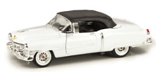 CADILLAC Eldorado 1953 cabriolet fermé blanc WEL22414WB échelle1/24 WELLY