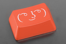 ABS Etched Shine-Through Novelty Keycap R2 1.50u Red Brand New  6558-r215Red