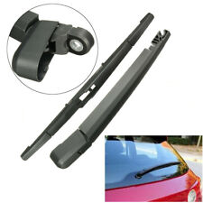 Windshield Rear Wiper Blade & Arm Set Fits VAUXHALL HATCHBACK OPEL ASTRA J MK6
