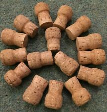 16 Assorted Prosecco / Sparkling Wine  used Corks, Craft, Wedding, Collectibles