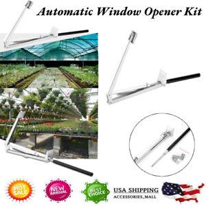Automatic Window Opener Greenhouse Roof Vent Autovent Solar Heat Sensitive Tool