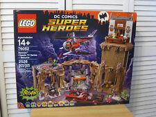 LEGO Set #76052 Batman Classic TV Series Batcave DC Comics Super Heroes NIP VHTF