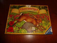 Hase und Igel, Ravensburger Spiele, 1979 Spiel des Jahres