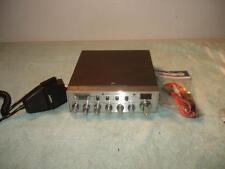 COBRA 148GTL 40 CHANNEL CB RADIO WORKING UNIDEN MICROPHONE