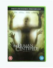 THE HUMAN CENTIPEDE UNCUT DIRECTORS CUT TOM SIX DIETER LASER BOUNTY UK DVD L NEW
