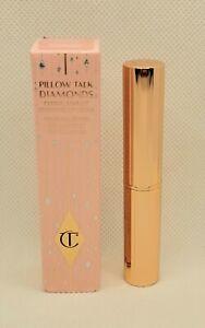 CHARLOTTE TILBURY Pillow Talk PILLOW TALK DIAMONDS Lipstick Full Size 1.8 g NIB