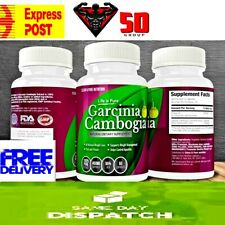 Maximum Garcinia Cambogia  3200mg 95% HCA  Fat burner + Appetite Suppressant