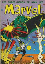 RARE EO 15 AVRIL 1971 MARVEL N° 13  STAN LEE + COLLECTIF ( TRÈS BEL ÉTAT )