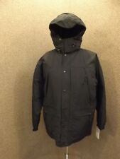 RBM Outdoor NEW NWT Black Warm Down Filled Parka Coat Womens XL Winter Sports