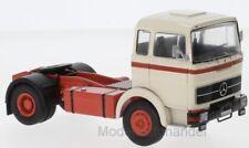 Mercedes LPS 1632, beige/rot, 1970 - 1:43 IXO   >>> NEW  <<<