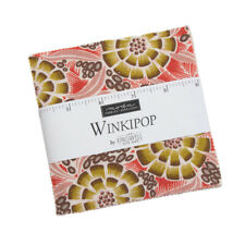 Moda Winkipop Charm Pack - Patchwork Quilting 5 Inch Squares