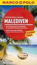 MARCO POLO Reiseführer Malediven von Heiner F. Gstaltmayr (2013, Taschenbuch)