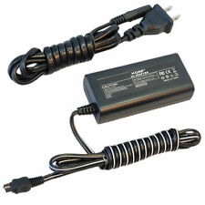 HQRP AC Adapter Charger for Sony HandyCam HDR-HC28 HDR-HC3E HDR-HC5E HDR-HC7E