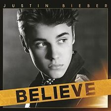 Justin Bieber - Believe [New Vinyl]