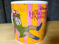 Walt Disney Classic Hunchback Of Notre Dame Retired Coffee Tea Mug Vintage 1996