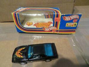 Hot Wheels Super Auto Club Pontiac Firebird 1:43 Scale w/Box Unused Stickers