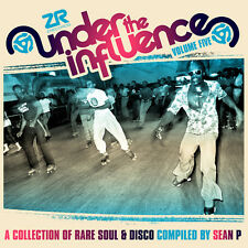 Under The Influence 5 Collection of RARE Soul 5060162573519 by Sean P CD