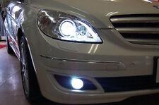LAMPADE FENDINEBBIA H11 LED CREE RESISTENZA CANBUS 6000K MERCEDES CLASSE A W169