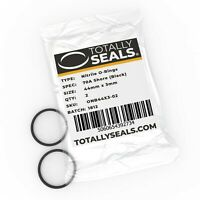 OR44X3 NITRILE 70 Shore O Ring 44x3mm PACK 1 Free UK POST