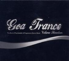 GOA TRANCE 17 SEVENTEEN = Phaxe/Yahel/Neelix/Zyce..=2CD= PSY TRANCE PROGRESSIVE!