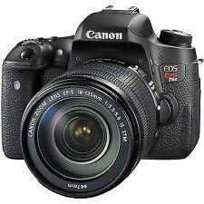 Canon EOS Rebel T6s / EOS 760D 24.2MP Digital SLR Camera - Black (Kit w/ EF-S IS