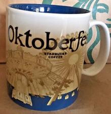 Starbucks Coffee mug OKTOBERFEST Munich München GERMANY 2016 Global Icon Cup NWT
