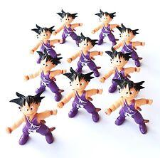Bundle of 10 Figure Dragon Ball Z. Goku Junior Yolanda Ideal Dealer
