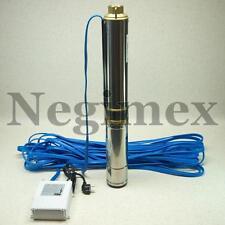 Pompe à eau immergée pour puits forage réf. Z04-A-1