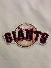 San Francisco Giants Logo MLB Baseball Hat Embroidered Iron On Sleeve Patch