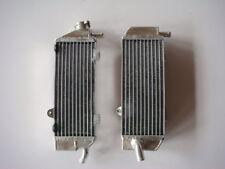 New Radiator Pair for KTM 250/450/505 XC-F/SXF/SX-F 2007-2011 11 10 09 08 07