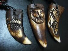 Tribal spider&dragon Totem pendant&Necklace wholesale lots 15pcs Cool Men's
