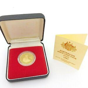 22ct(916,22k) Australian Gold $200 Coin Proof 1987 Arthur Phillip Coin