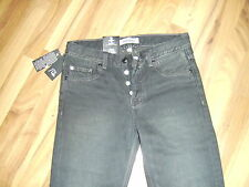 QUIKSILVER BLACK jeans,style STRAGHT Fit / new-SIZE W28in / L30in
