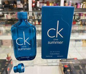 CK ONE SUMMER BY CALVIN KLEIN - EDT - 100 ML - 2018
