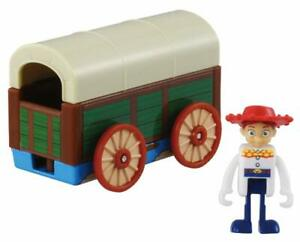 Takara Tomy Dream Tomica Ride On TS-05 Toy Story 4 Jessie & Andy's Toy Box Japan