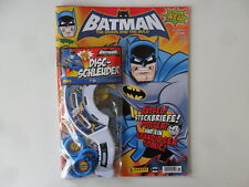 Panini-Batman-The Brave and the Bold-con disc-tiragomas-estado: 1-2