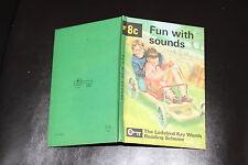Ladybird Key Words  Reading Scheme Peter & Jane 8c Fun with Sounds 24p