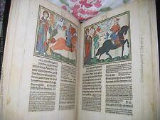 """Apocalypse de Jean"" Manuscrit Douce 180 - Enluminures Ed. Club du Livre 1/3900"