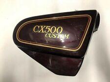 Seitenverkleidung Side Cover Verkleidung Honda CX 500 83500-449A