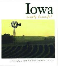 Iowa : Simply Beautiful (2000, Hardcover)